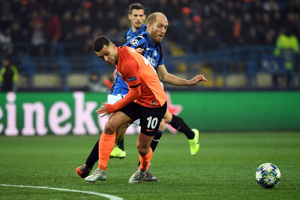 Италианският Аталанта е изненадващият 1/8-финалист в Шампионската лига. Тимът от