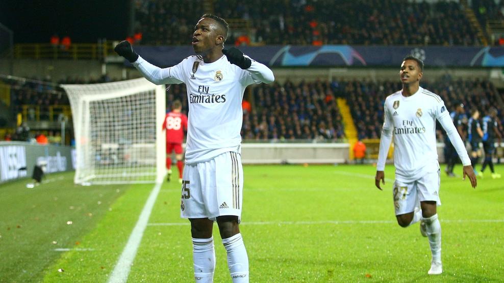 """Реал Мадрид приключи с победа участието си в група """"А"""""""