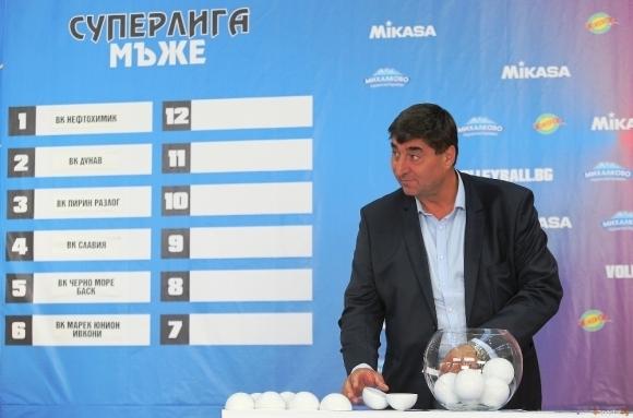 Инициативният комитет за промяна в българския волейбол би желал публично