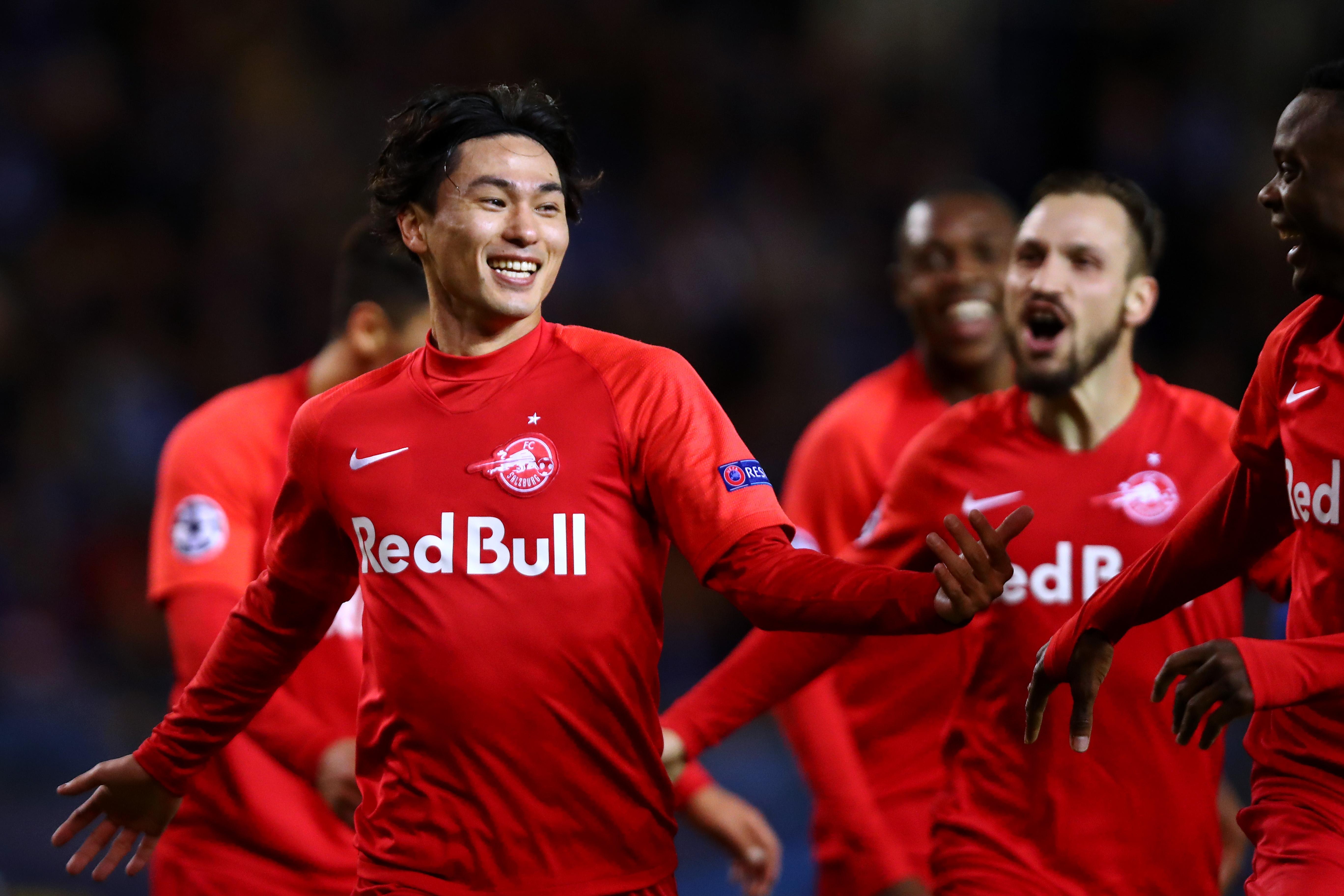 Ливърпул е фаворит за подписа на японския национал Такуми Минамино