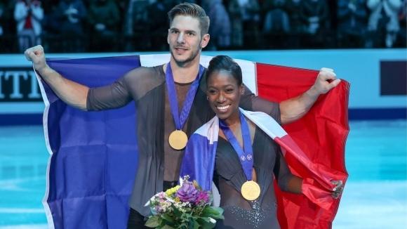 Френският фигурист и участник на две олимпиади Морган Сипре бе