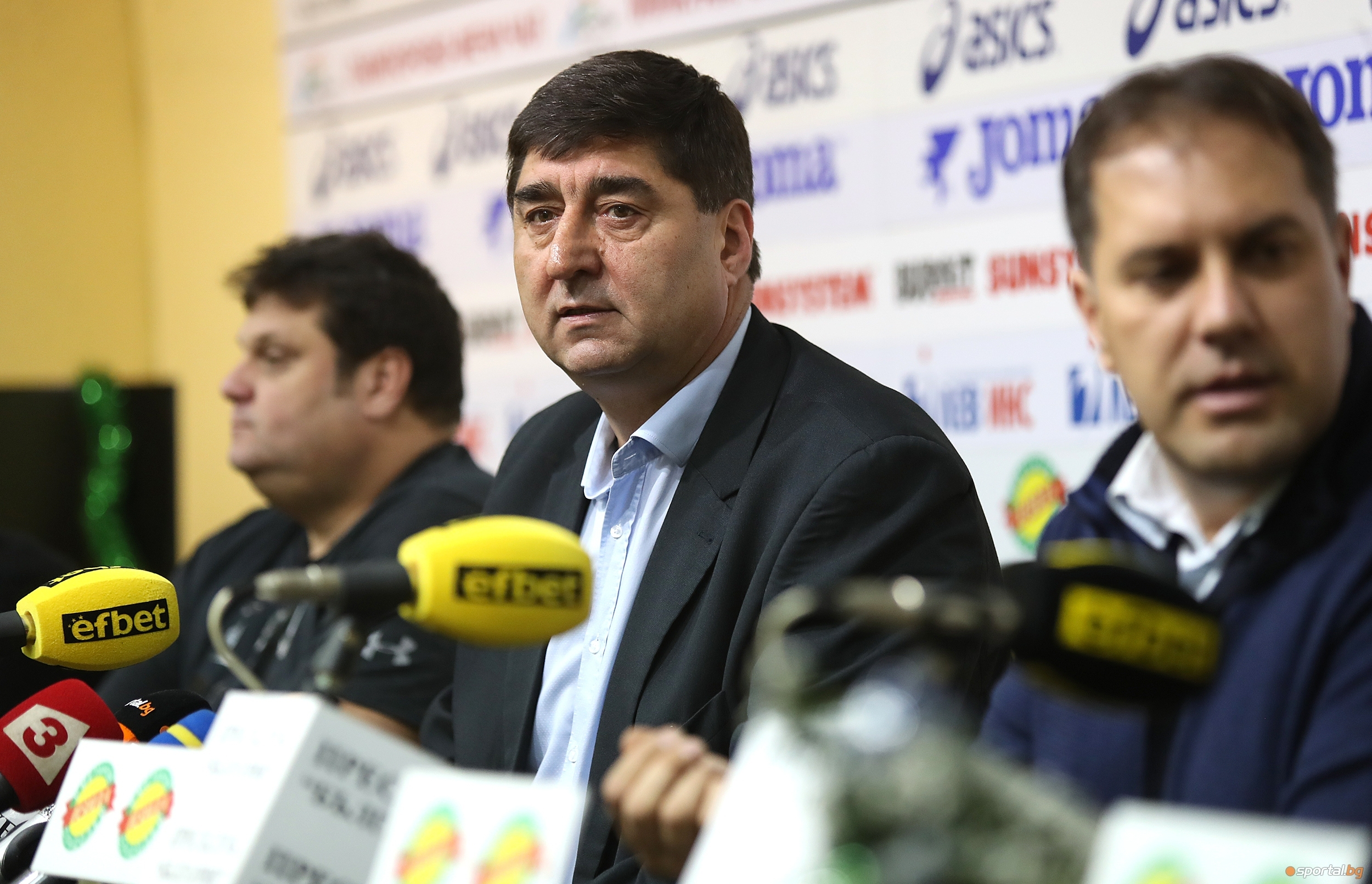 Борислав Кьосев бе официално издигнат за президент на Българската федерация