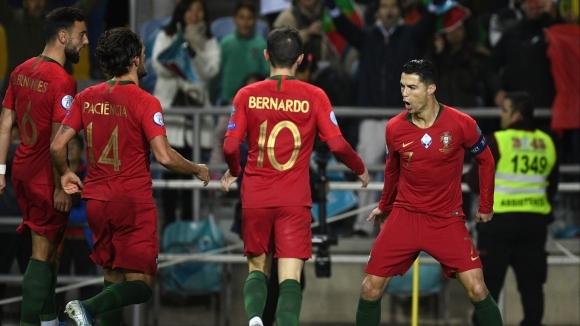 Испания ще приеме европейския шампион Португалия във футболна контрола на