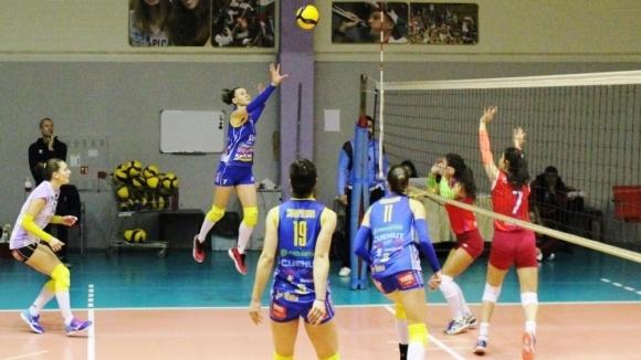 Отборът на Марица (Пловдив) започна с победа в първия допълнителен