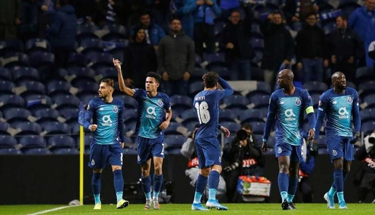 Порто победи с 3:2 Фейенорд в един от най-зрелищните мачове