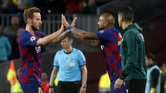 Халфът на Барселона Иван Ракитич в крайна сметка е решил,