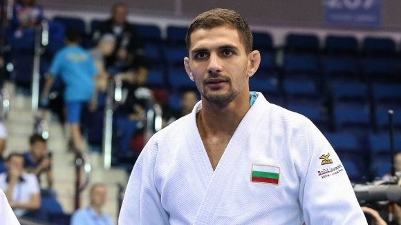 Европейският вицешампион Ивайло Иванов отпадна в първия кръг на турнира