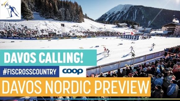 Следващата спирка на Световната купа по ски бягане е в
