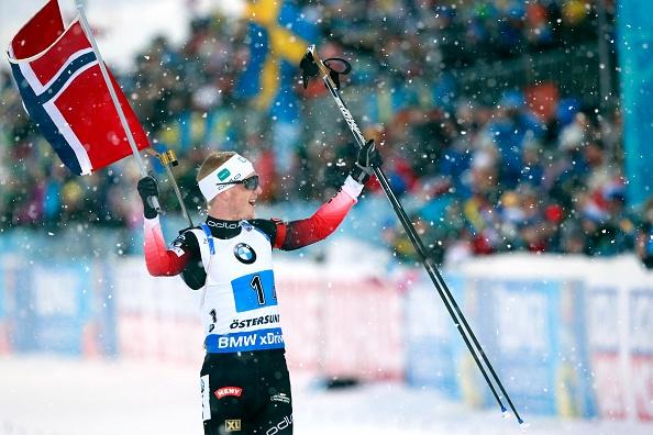 Йоханес Тингнес Бьо спечели втория спринт на 10 км от