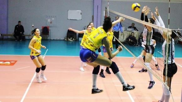 Отборът на Марица (Пловдив) записа втора победа в първия допълнителен