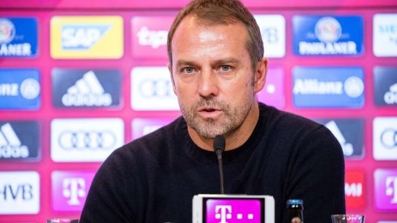 Временният треньор на Байерн (Mюнхен) Ханзи Флик игнорира последните загуби