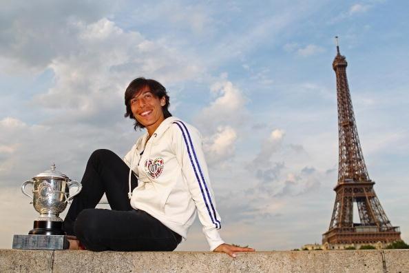 Бившата шампионка от Откритото първенство на Франция по тенис Франческа