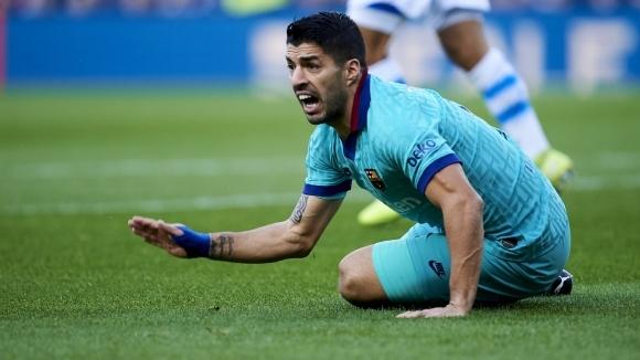 Отборите на Реал Сосиедад и Барселона излизат в корав дуел