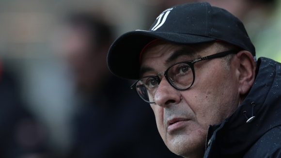 Наставникът на Ювентус Маурицио Сари отчете спада в играта на