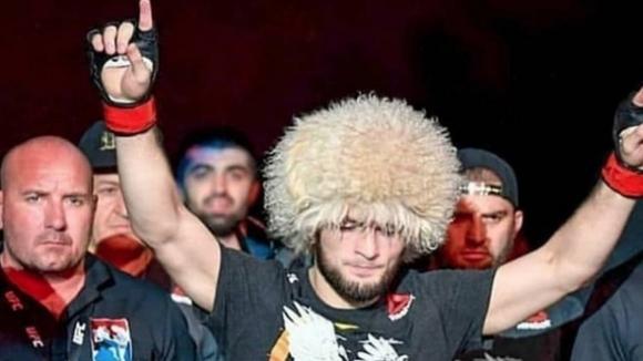 Хабиб Нурмагомедов не е доволен от това, че Дейна Уайт