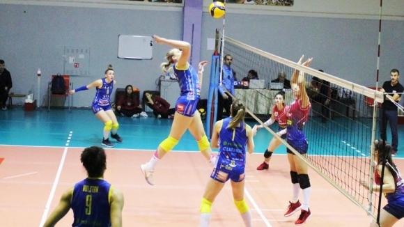 Отборът на Марица (Пловдив) завърши с 3-а поредна победа първия