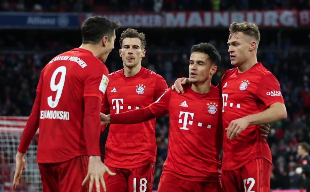 Голмайсторът на Байерн (Мюнхен) Роберт Левандовски се надява, че клубът
