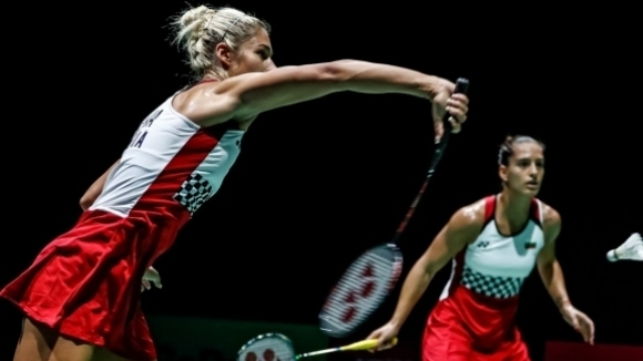 Сестрите Габриела и Стефани Стоеви се класираха за финала на