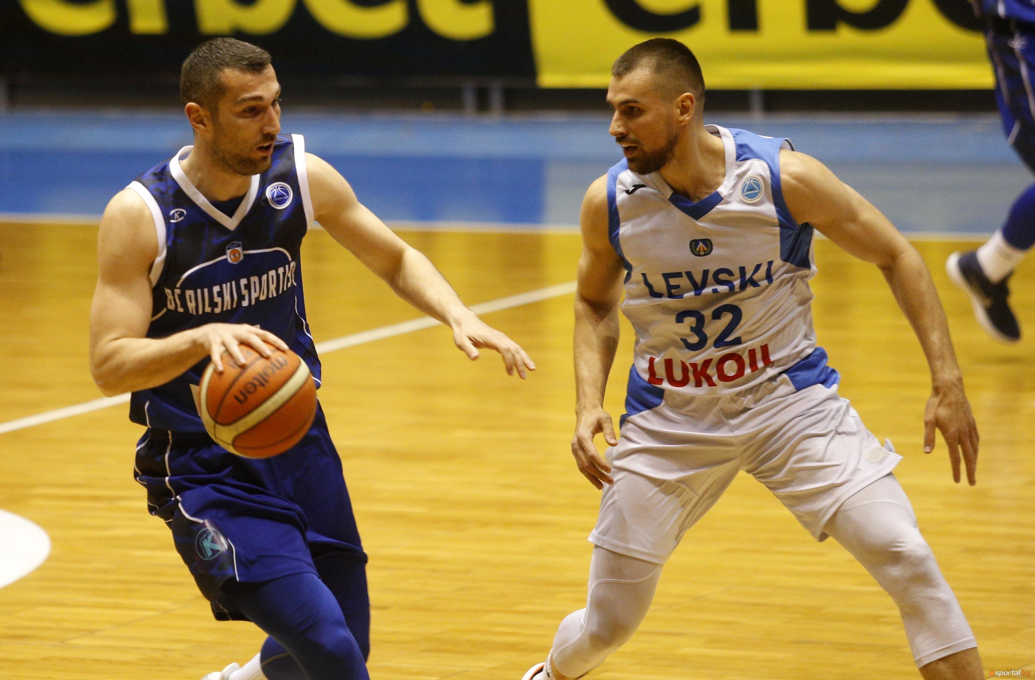 Отборът на Рилски спортист (Самоков) записа най-впечатляващата си победа от