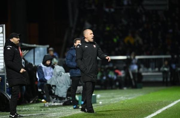 Отборът на Монако не успя да запише трета поредна победа
