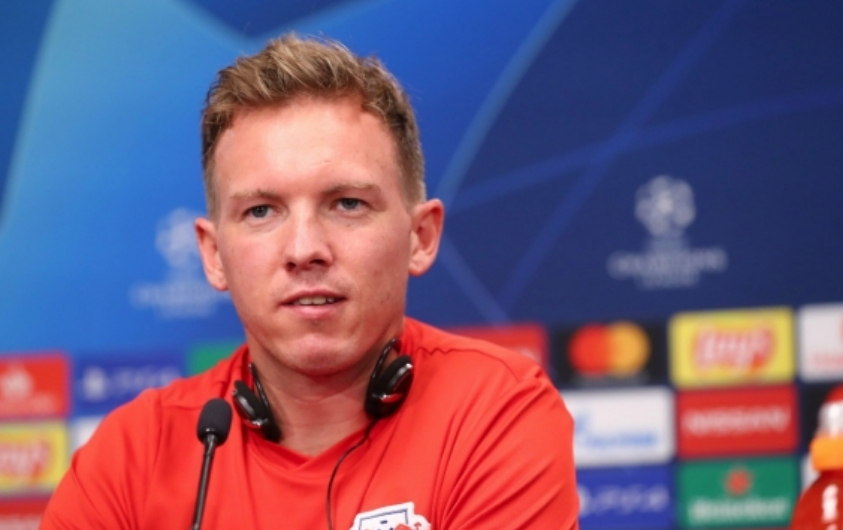 32-годишният треньор на РБ Лайпциг Юлиан Нагелсман вече може да