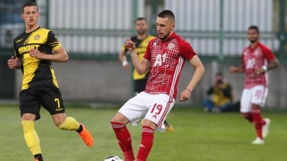 Защитникът на ЦСКА-София Иван Турицов обяви, че играчите искат Милош