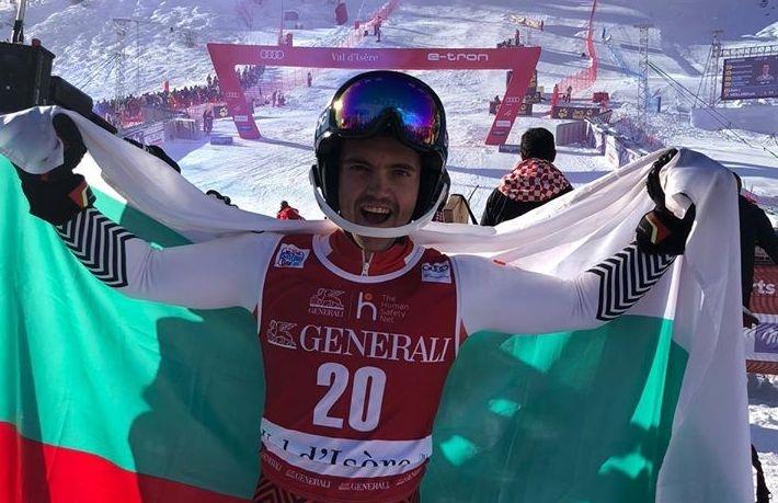 Алберт Попов спечели днес първи точки за Световната купа по