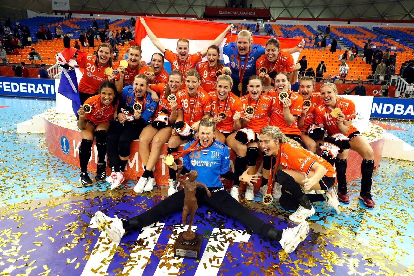 Холандия стана световен шампион за първи път в историята си