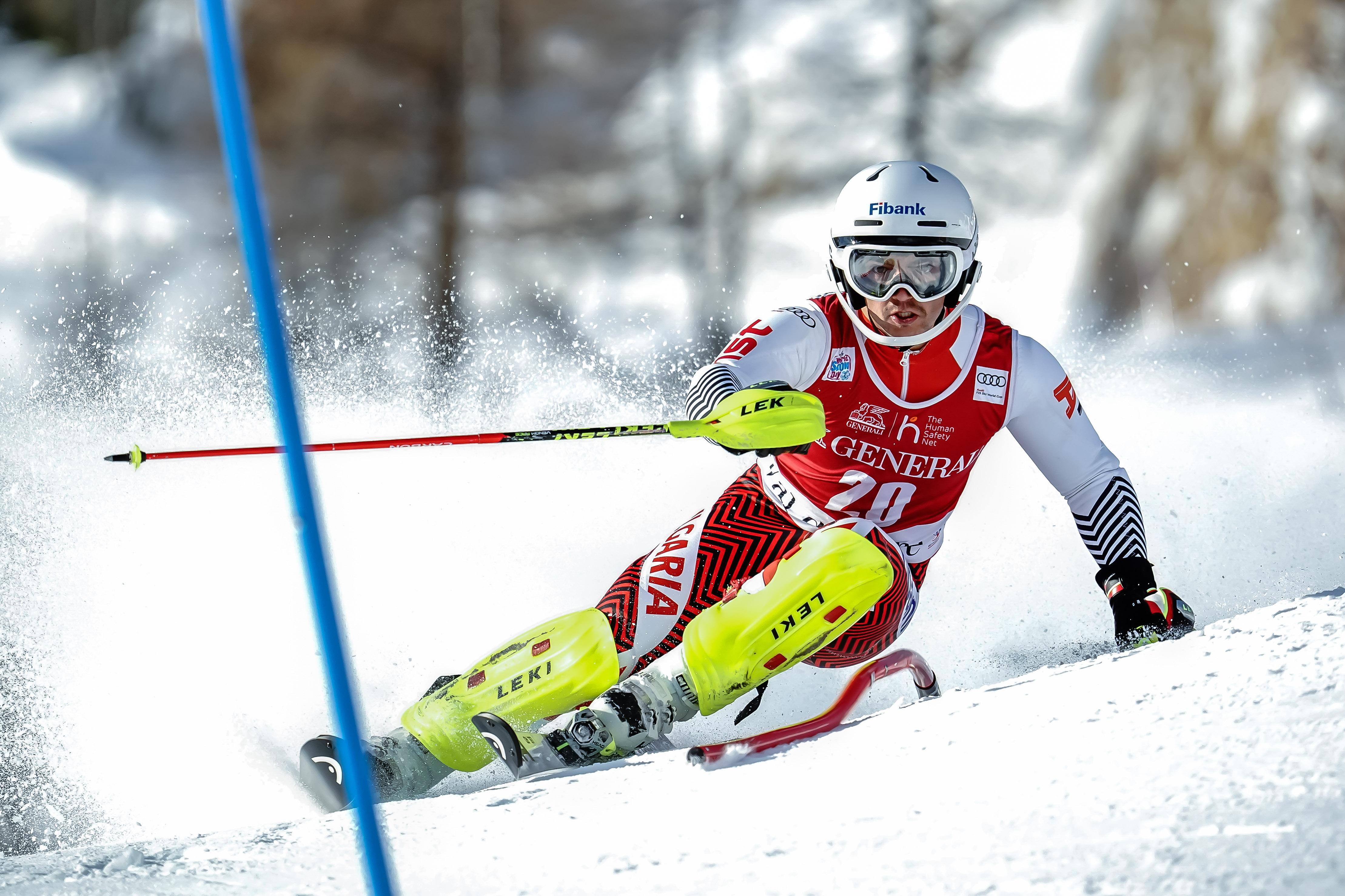 Българският алпиец Алберт Попов изрази задоволство от 12-о място, което