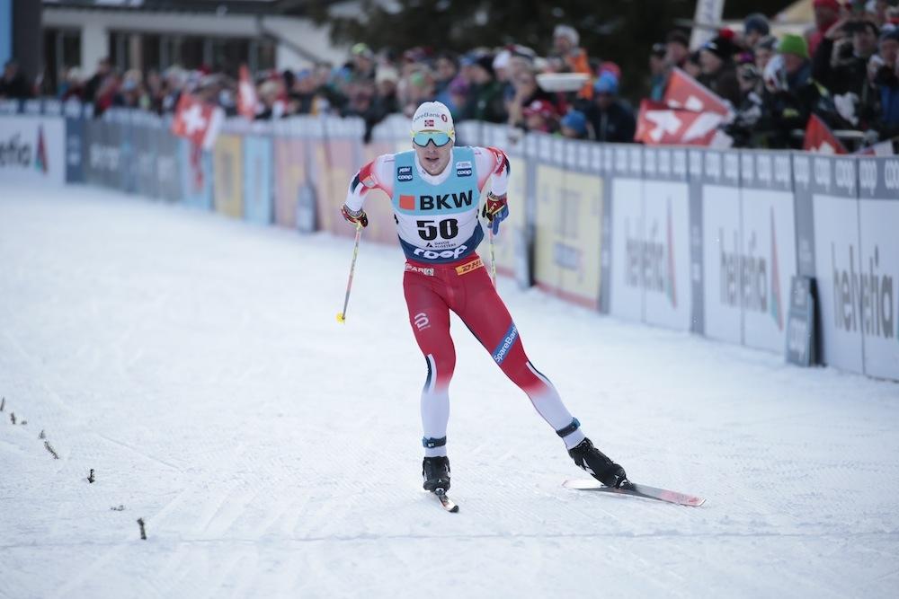 Норвежецът Симен Крюгер спечели интервалния старт на 15 километра свободен