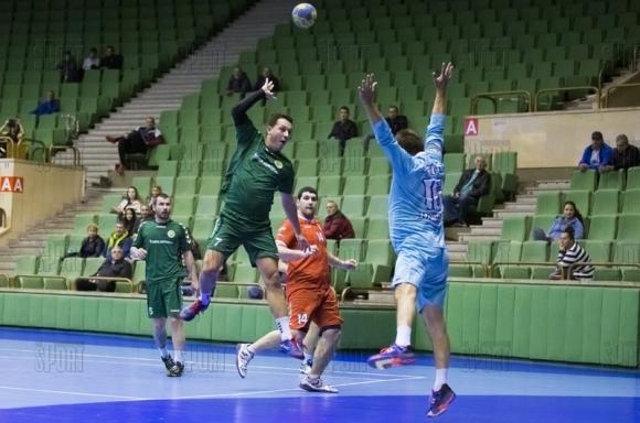 Чардафон стана последният полуфиналист в турнира за купата на България