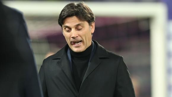 Треньорът на Фиорентина Винченцо Монтела смята, че равенството 1:1 с