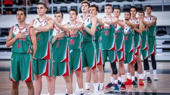 Подготовката на националния отбор на България до 17-годишна възраст за