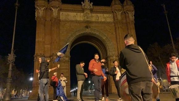 24-годишен привърженик на уругвайския Насионал бе застрелян недалеч от клубния
