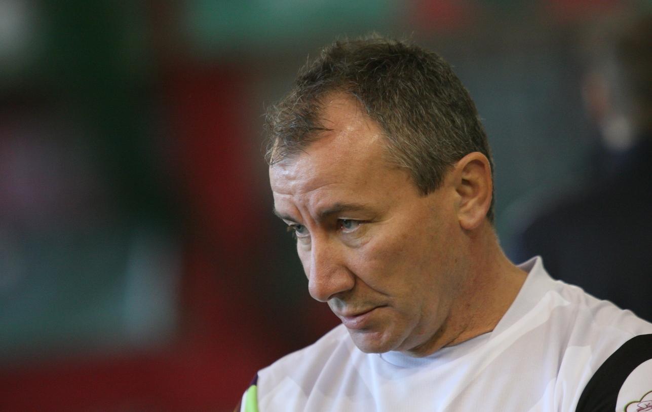 Наставникът на Арда Стамен Белчев заяви, че е доволен от