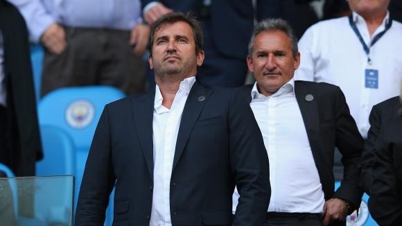 Директорът на Манчестър Сити Чики Бегиристайн коментира жребия за осминафиналите