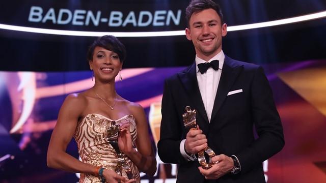 Световните шампиони в скока на дължина от Доха 2019 Малайка