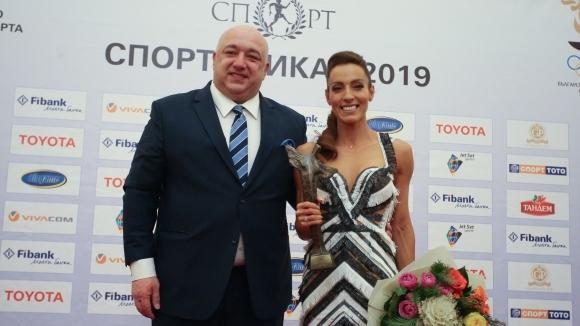 Най-добрата българска спринтьорка в последните повече от 10 години Ивет