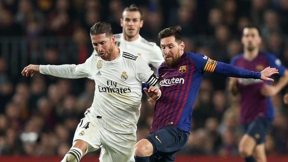 В сряда вечер Барселона и Реал Мадрид приковават погледите на