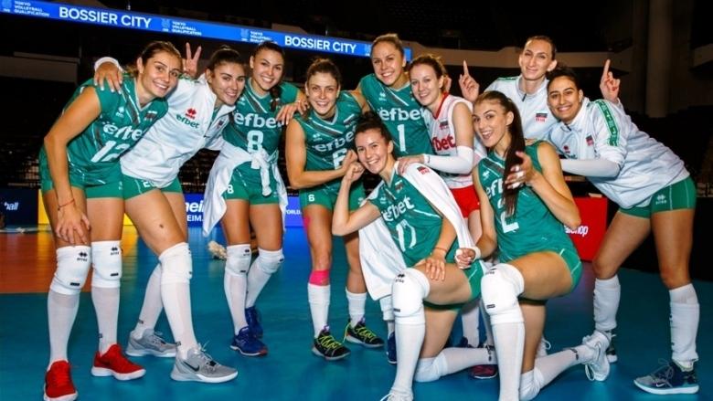 България получи домакинството на финалите на Златната лига по волейбол