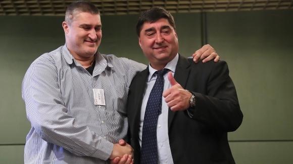 Кандидатът за президент на БФ Волейбол Борислав Кьосев обяви, че