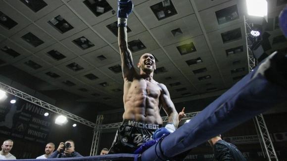 Даниел Илиев коментира победата си в реванша срещу Деян Топалски