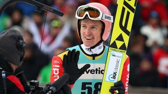 Олимпийският шаомпион Зеверин Фройнд ще пропусне предстоящия турнир в ски