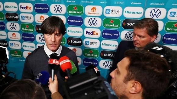 Селекционерът на Германия Йоахим Льов не счита, че неговият тим