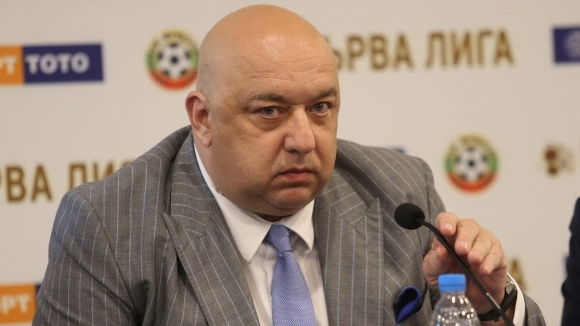 Министърът на младежта и спорта Красен Кралев коментира ситуацията в