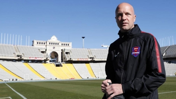 Жорди Кройф беше назначен за старши треньор на националния отбор