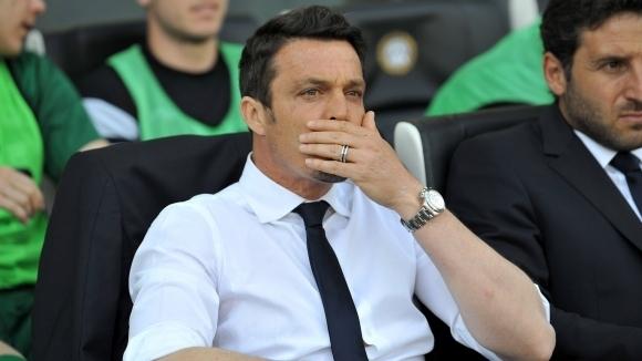Отборът от италианската Серия Б Перуджа осъществи треньорска смяна в