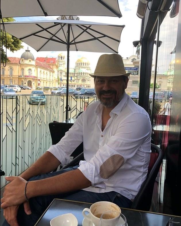 Дългододишният капитан и разпределител във волейболния национален отбор Николай Иванов