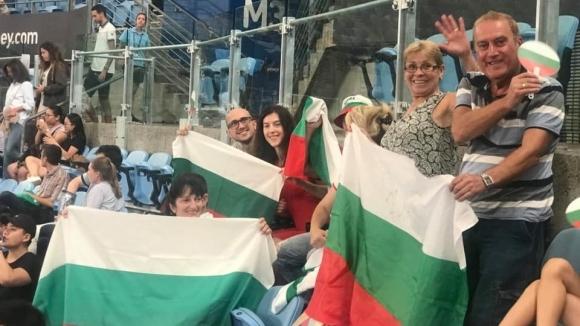 Отборът на България отпадна от ATP Cup, след като загуби