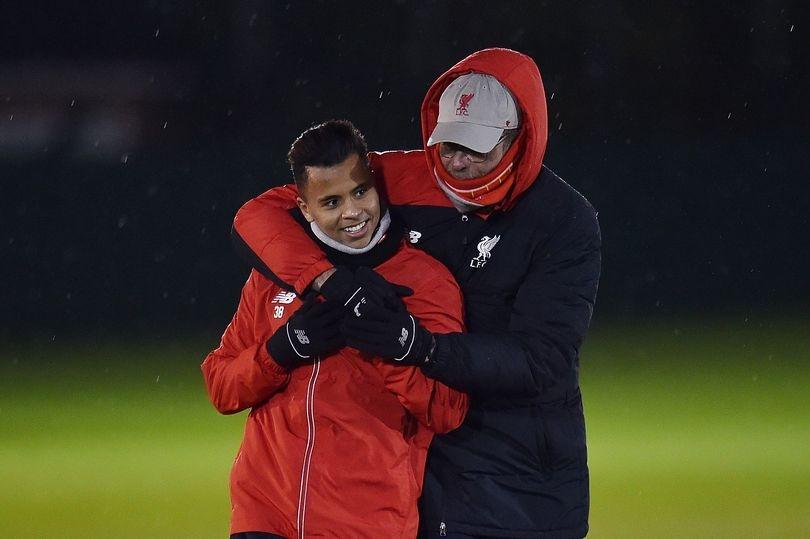 Ливърпул продаде на Атлетико Минейро 22-годишния бразилски халф Алан Родригес